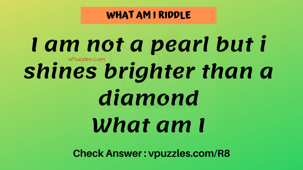 Funny Hard Tricky Riddle With Answer Vpuzzles